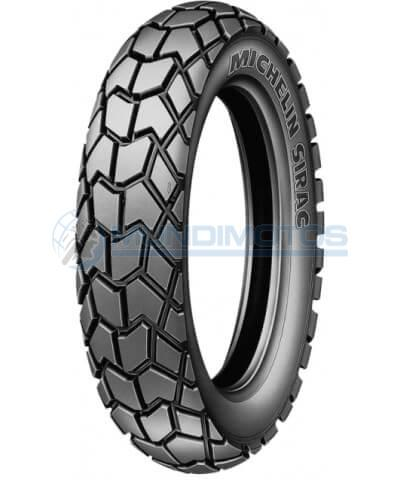 Llanta michelin 80/90-21 sirac original - Genuine parts