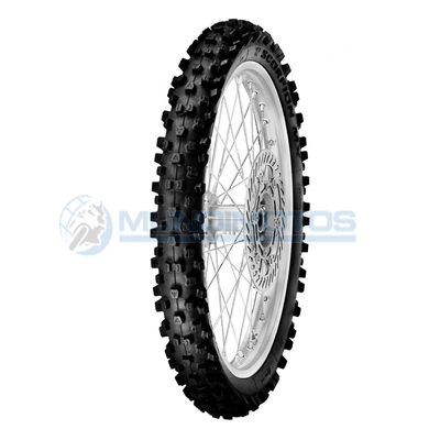 Llanta Pirelli 90/100-14 Scorpion Mx Extra J Trasera Original - Genuine parts
