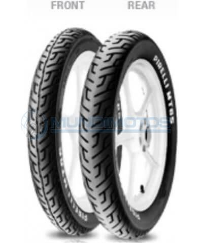Llanta Pirelli 100/90-18 Mt65 Trasera Tl Original - Genuine parts