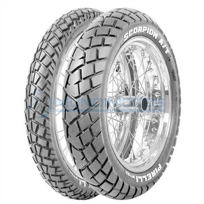Llanta Pirelli 150/70R-18 Scorpion Mt90 A/T Original - Genuine parts