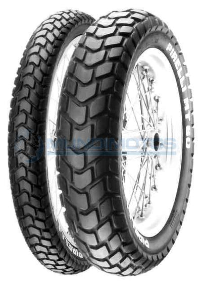 Llanta Pirelli 100/90-19 Mt60 Delantera Tl Original - Genuine parts