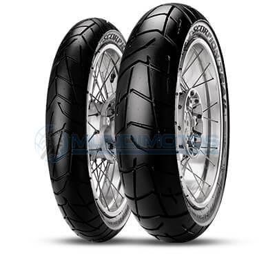 Llanta Pirelli 90/90-21 Scorpion Trail Delantera Tt Original - Genuine parts