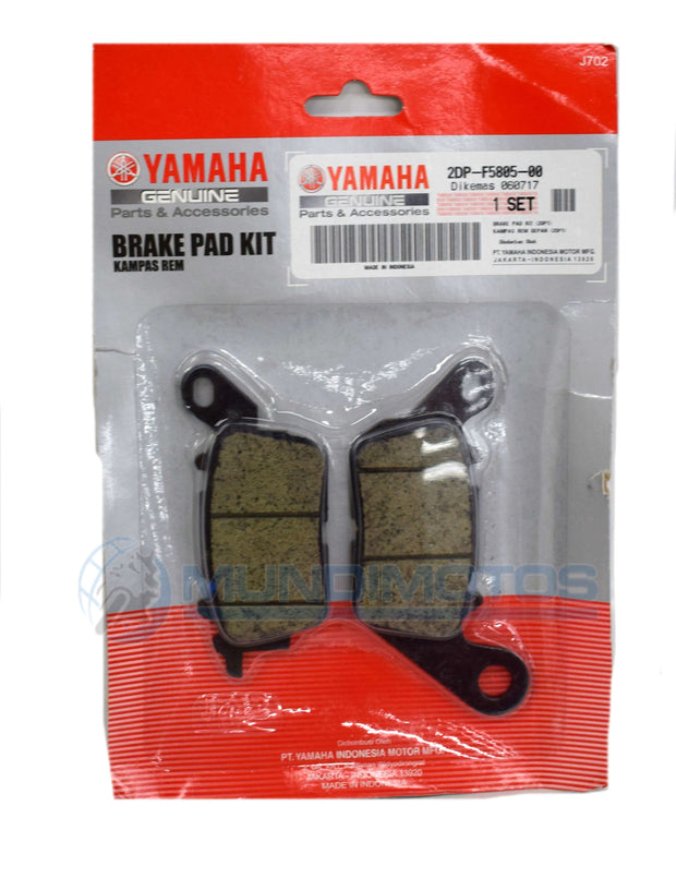 Pastilla Freno Delant Yamaha N-Max Original - Genuine parts