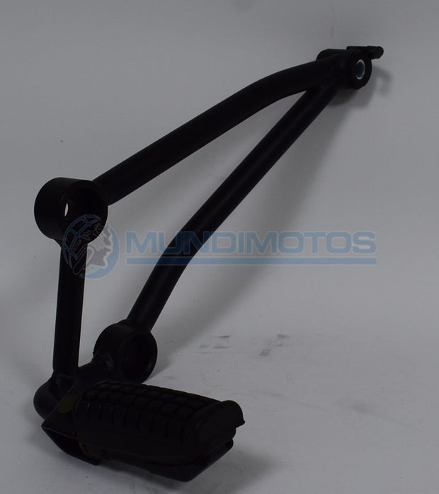 Posapie Frontal Izquierdo Completo Akt Evo-R3 Original - Genuine parts