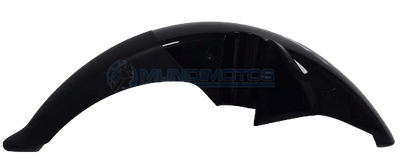 Guardabarro Trasero Frontal Honda Invicta Modelo Superior A 2014 Negro Original - Genuine parts