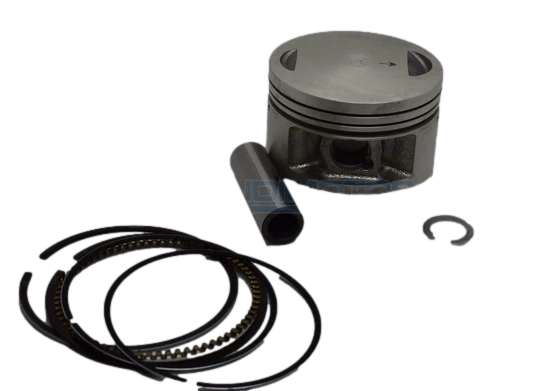 Kit Piston 0.50 Yamaha Fino Antes De 2015 Original - Genuine parts