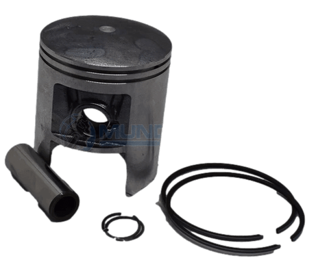 Kit Piston 1.00 Suzuki Ax100 Generico - Mundimotos