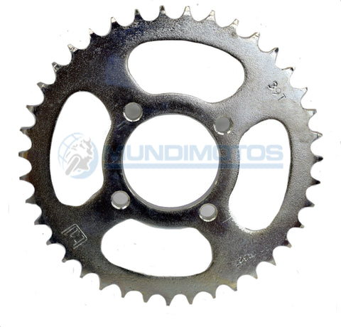 Sprocket 39T Tvs 100 Sport Original - Genuine parts