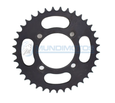 Sprocket 37T Akt Komfort 115 Original - Genuine parts - Mundimotos