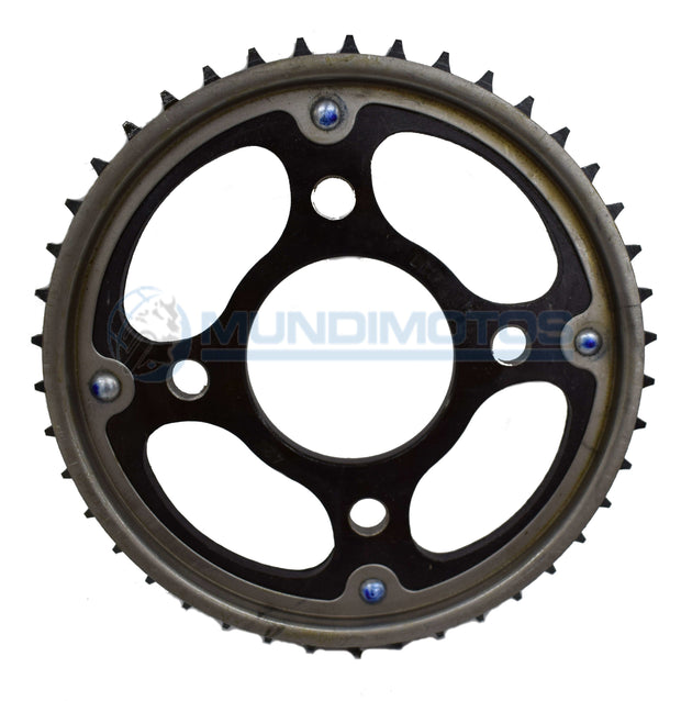 Sprocket 42T Honda Invicta Despues Del 2014 Original - Genuine parts