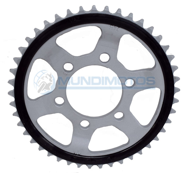 Sprocket 45T Yamaha Xt225 Original - Genuine parts - Mundimotos