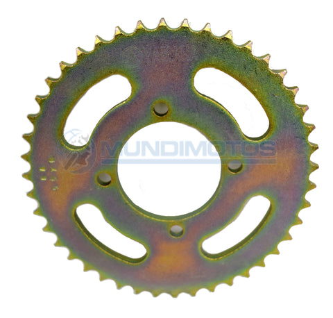 Sprocket 44T Yamaha Libero 110 - Yd110 Original - Genuine parts