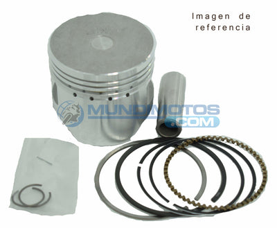 Kit Piston 0.75 Yamaha Xt600 Generico