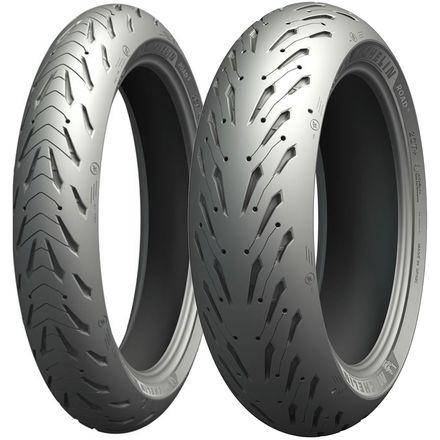 Llanta michelin 110/80R - 19 road 5 Tl delantera original - Genuine parts - Mundimotos