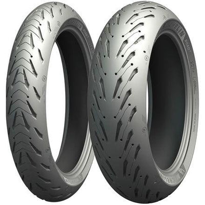 Llanta Michelin 180/55Zr - 17 Road 5 Tl Trasera Original - Genuine parts