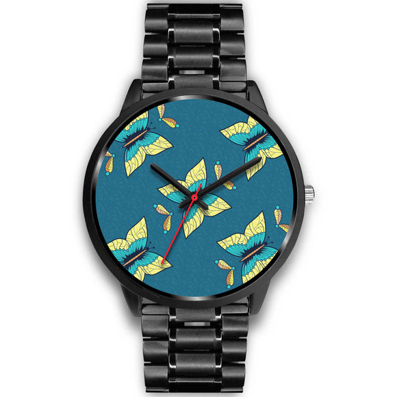 African Butterfly Watch - Black