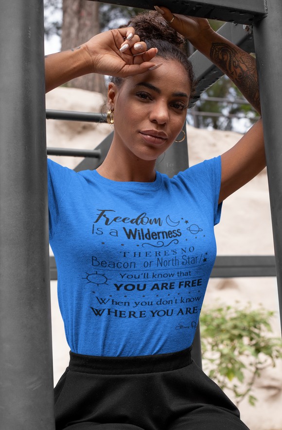 Blues to Freedom Unisex T-Shirt