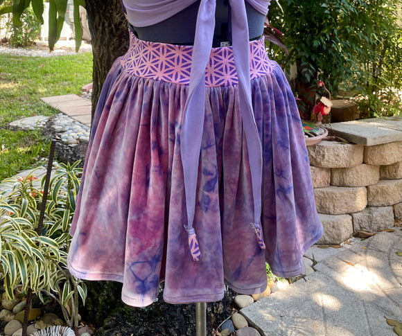 Sacred Bloom Skirt