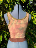 Forest Fae Patchwork Top (S)