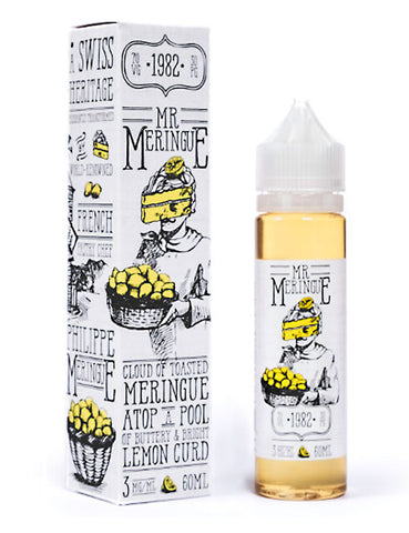 Charlie's Chalk Dust Lemon Meringue Pie Shortfill E-Liquid - Vape Chic