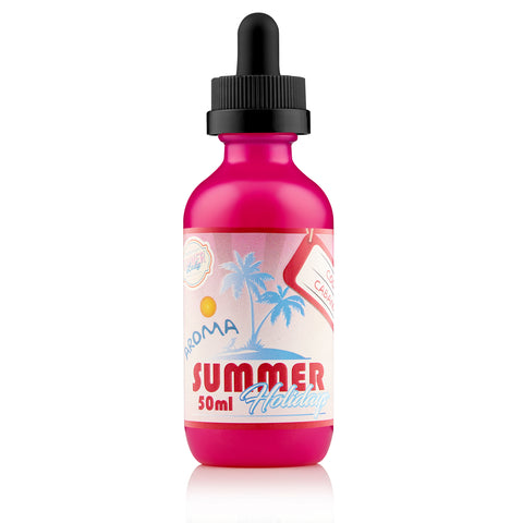 Dinner Lady Summer Holidays Ice Cola Cabana Shortfill E-Liquid - Vape Chic