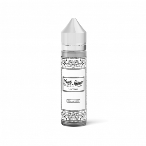 Wick Liquor Carnival Big Block Shortfill E-Liquid - Vape Chic