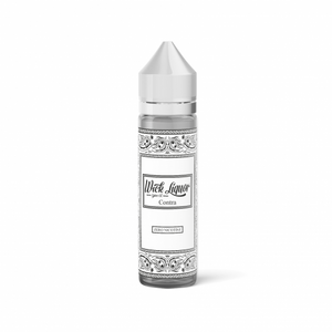 Wick Liquor Contra Big Block Shortfill E-Liquid - Vape Chic