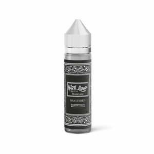 Wick Liquor Boulevard Shattered Big Block Shortfill E-Liquid - Vape Chic