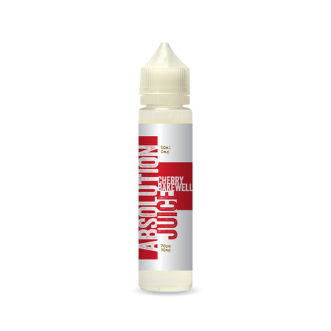 Absolution Juice Cherry Bakewell Shortfill E-Liquid - Vape Chic
