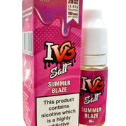IVG Nic Salt Summer Blaze 10ml 20mg - Vape Chic