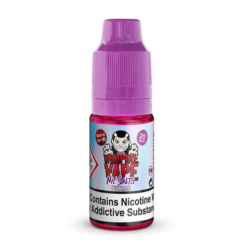 Vampire Vape Nic Salts Pinkman 10ml 10mg - Vape Chic