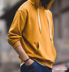 Retro Hooded Sweater - SHOPPLEHUB