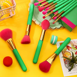 14Pcs Professional Makeup Brushes Set - SHOPPLEHUB