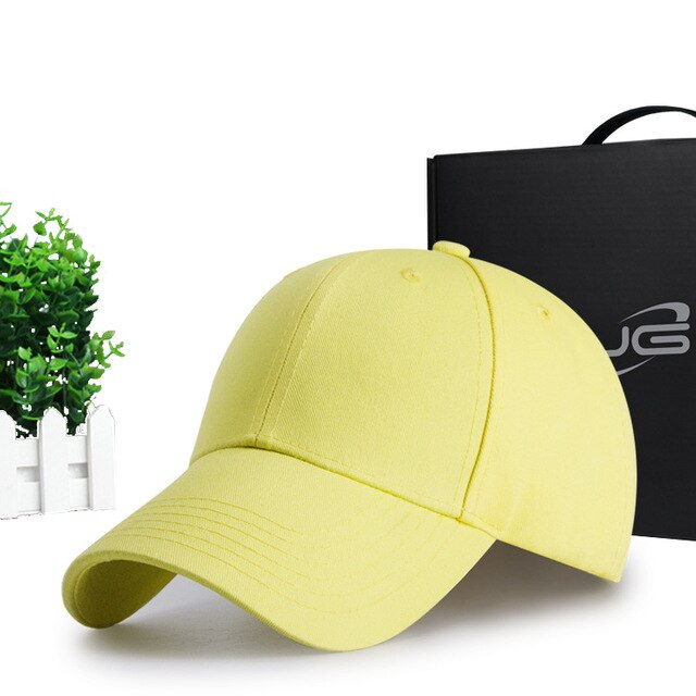 High Quality Cotton Adjustable Cap (Unisex) - SHOPPLEHUB