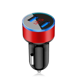 Universal Dual USB Car Charger - SHOPPLEHUB