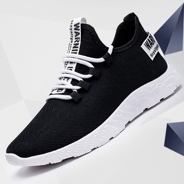Breathable Street Style Lace Up Sneakers - SHOPPLEHUB
