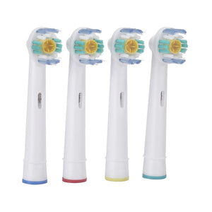 4pcs Replacement Electronic Toothbrush Heads - SHOPPLEHUB