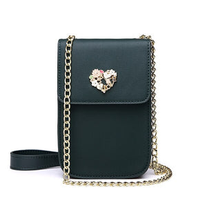 Casual Crossbody Purse (Mini) - SHOPPLEHUB