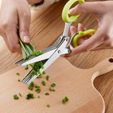 Multi-layer Stainless Steel Scissors - SHOPPLEHUB