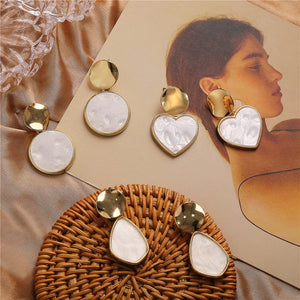 17KM Vintage Earrings