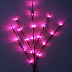 LED Willow Branch Lights (20bulbs) - SHOPPLEHUB