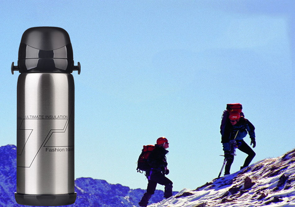 Eco-Friendly Insulated Thermal Water Bottle - SHOPPLEHUB