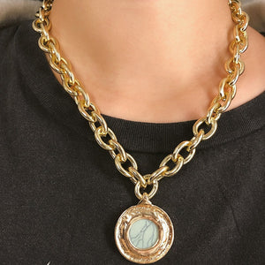 KMVEXO Statement Necklace - SHOPPLEHUB