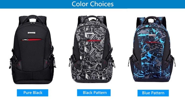 3pcs Kids Waterproof School Backpack (Unisex) - SHOPPLEHUB
