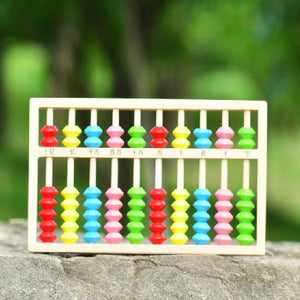 Classic Abacus Mathematics Learning Aid - SHOPPLEHUB