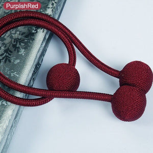 Magnetic Curtain Tiebacks - SHOPPLEHUB