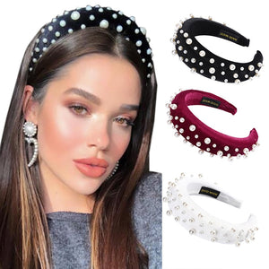 Haimeikang Pearl Hairband - SHOPPLEHUB
