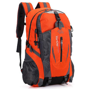 Large Capacity Nylon Backpack - SHOPPLEHUB