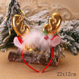 Christmas Themed Headbands - SHOPPLEHUB