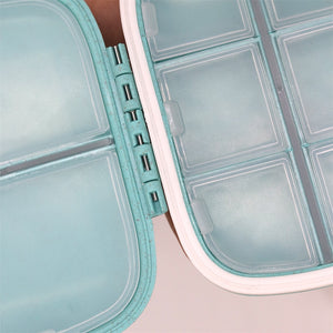 8 Grids Pill Box - SHOPPLEHUB